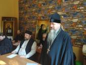 Духовенство Бердичівського благочиння зустрілося на липневих зборах