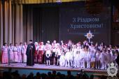 У Житомирській філармонії пройшов урочистий благодійний різдвяний вечір колядок!