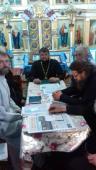 Збори духовенства Пулинського району!