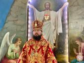 День пам'яті святого апостола і євангелиста Іоанна Богослова. Митрополит Никодим звершив Божественну літургію у Свято-Успенському соборі на Подолі!