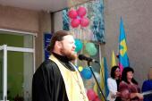 З Божим благословенням у новий навчальний рік: свято Першого дзвоника у Маркушівській школі