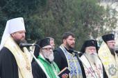 Митрополит Никодим завершує перебувати із візитом в Болгарії!