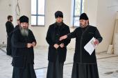 У Свято-Миколаївському соборі міста Бердичева відбулася сповідь Бердичівського благочиння.