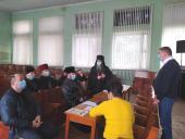 Зустріч духовенства Бердичівського благочиння з керівництвом Райгородоцької ОТГ