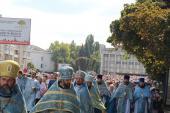 Православні Житомиряни вшанували пам'ять Подільської ікони Божої Матері!