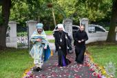 Митрополит Никодим із архієрейським візитом відвідав парафію Різдва Богородиці у селищі Кодня!