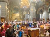 Різдво Іоанна Хрестителя. Божественна літургія у Спасо-Преображенському кафедральному соборі!