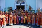 Митрополит Никодим взяв участь у святкуваннях з нагоди дня пам'яті Всіх святих землі Волинської.