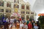 Виступ дітей недільної школи у Новоград-Волинському!