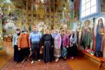 Бердичівські паломники у Почаївській Лаврі