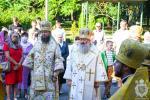 У неділю дванадцяту після П'ятидесятниці митрополит Никодим взяв участь у святкуваннях з нагоди 110-річчя Свято-Воскресенського храму міста Вінниці.