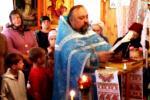 З молитви починають новий навчальний рік школярі с. Половецького