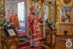 У день пам'яті святого апостола та євангелиста Іоанна Богослова митрополит Никодим звершив Божественну літургію у Хрестовоздвиженському кафедральному соборі міста Житомира.