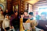 У храмі ікони Божої Матері «Цілителька» м. Бердичева створено дитячий клірос «Іскринка»