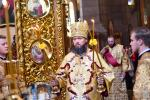 У неділю 12-ту після П'ятидесятниці митрополит Никодим звершив Божественну літургію у Спасо-Преображенському кафедральному соборі.
