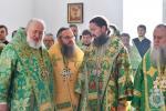 Митрополит Никодим взяв участь в освяченні нового храму та святковій літургії у Городницькому Свято-Георгіївському монастирі!