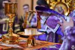 Архієрейське служіння у неділю четверту Великого посту