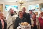 Свято-Михайлівська парафія с. Маркуші зустріла перше престольне свято у споруджуваному храмі