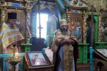 Парафіянам храму Різдва Пресвятої Богородиці с. Швайківки представили нового настоятеля.