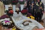Відбувся чин похорону новоспочилого протоієрея Валерія Строк.